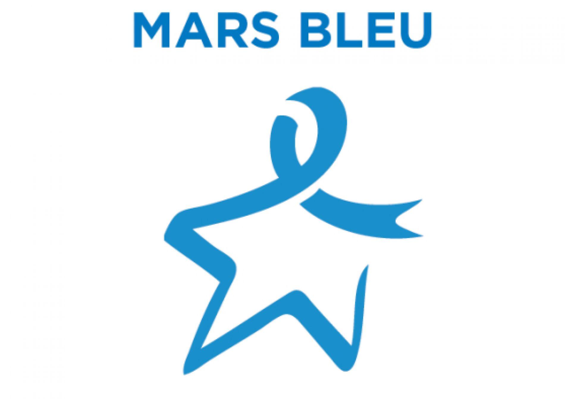 MARS BLEU : VOTRE COLON VOUS LE RENDRA !